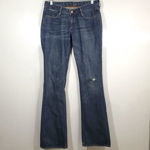 Earnest Sewn Distressed hefner.07  Jeans